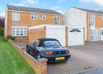 Thumbnail 3 bedroom semi-detached house for sale in Winford Drive, Broxbourne