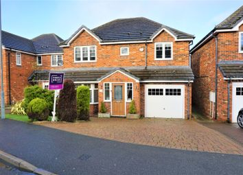 4 bed detached house for sale in Wesley Lea, Castleside DH8