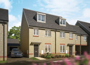 Thumbnail 3 bed semi-detached house for sale in Gentian Mews, Harwell, Didcot