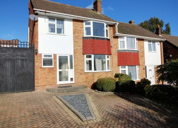 Thumbnail 5 bed semi-detached house for sale in Cranfield Crescent, Cuffley, Potters Bar