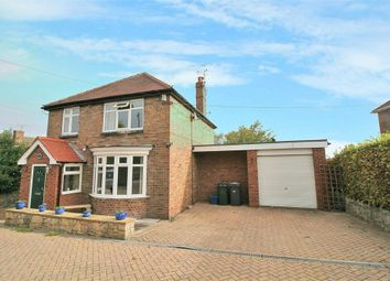 Thumbnail 3 bed detached house for sale in Worksop Road, Woodsetts, Worksop, Nottinghamshire