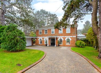 Thumbnail 5 bed detached house for sale in Clovelly Avenue, Warlingham, Surrey
