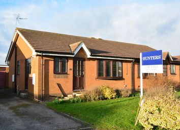 Thumbnail 2 bedroom semi-detached bungalow for sale in Corbridge Close, South Shore, Blackpool