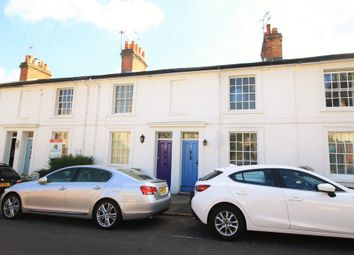 Thumbnail 2 bed terraced house to rent in St. James Lane, Winchester