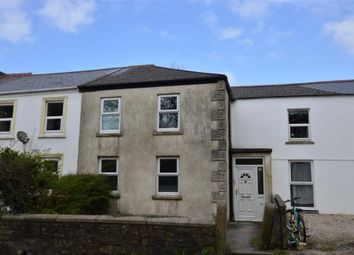 Thumbnail 2 bed terraced house for sale in Trevu Road, Camborne, Cornwall