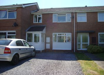 Thumbnail 3 bed terraced house for sale in Verbena Way, Weston-Super-Mare
