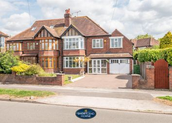 Thumbnail 4 bed semi-detached house for sale in Baginton Road, Styvechale, Coventry