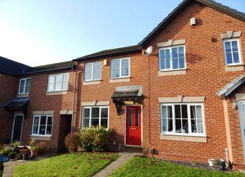 Thumbnail 2 bed terraced house to rent in Two Oaks Avenue, Burntwood