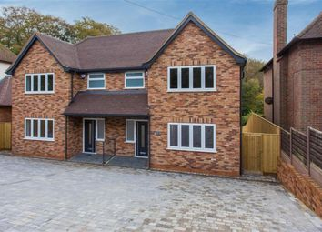 Thumbnail 3 bed semi-detached house for sale in Stanley Hill, Amersham, Buckinghamshire