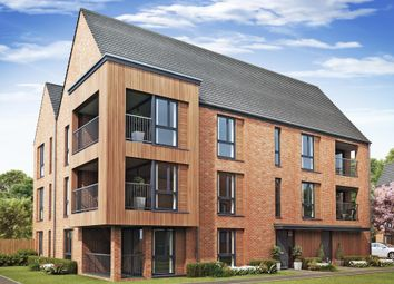 """Thumbnail 2 bed flat for sale in """"Oakley Court"""" at Louisburg Avenue, Bordon"""