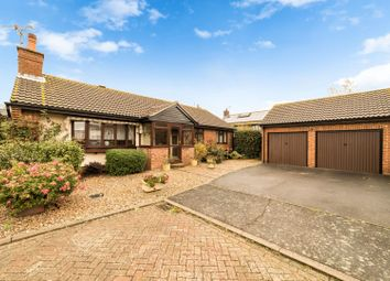 Thumbnail 3 bedroom detached bungalow for sale in Beechcroft, Chestfield, Whitstable