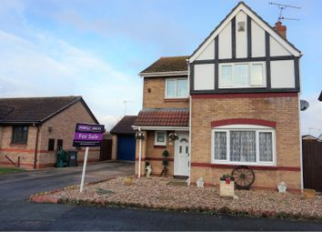 Thumbnail 5 bed detached house for sale in Llys Cregyn, Kinmel Bay