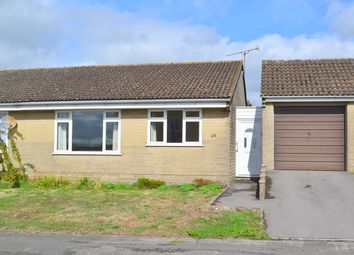 Thumbnail 2 bed semi-detached bungalow for sale in Southgate Drive, Wincanton, Somerset