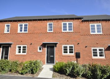2 bed terraced house for sale in George Rodgers Close, Hulland Ward, Ashbourne DE6