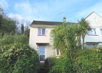 Thumbnail 3 bed end terrace house for sale in Mincent Hill, Torquay