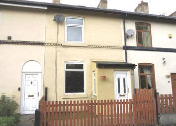 Thumbnail 2 bed terraced house for sale in Railway Terrace, Low Moor, Bradford