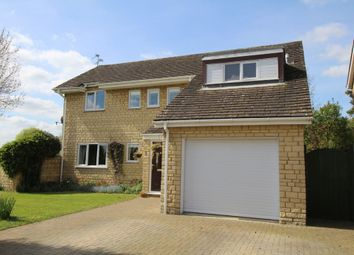 Thumbnail 4 bed detached house for sale in Bell Piece, Sutton Benger, Chippenham