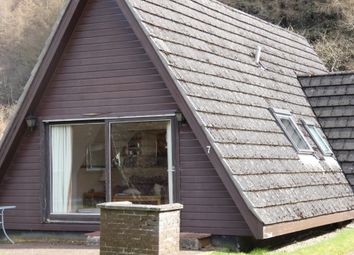 Thumbnail 2 bed lodge for sale in Invergarry Lodges, South Laggan, Spean Bridge