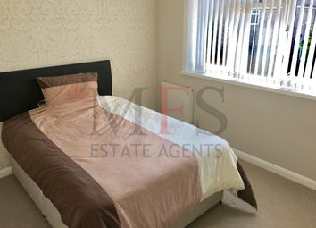 Thumbnail 1 bed terraced house to rent in Hithermoor Road, Stanwell Moor, Staines