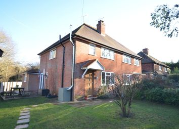 Thumbnail 3 bed semi-detached house for sale in Tilford Road, Churt, Farnham, Surrey