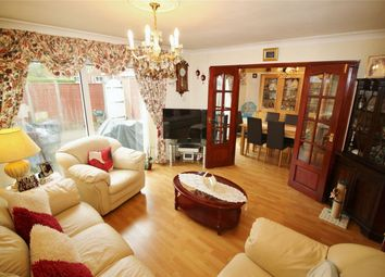Thumbnail 3 bedroom end terrace house for sale in Tovil Close, Anerley, London