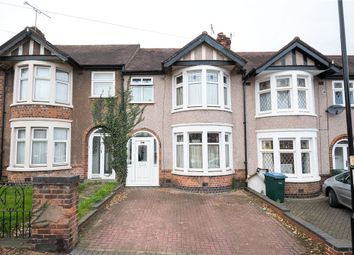 Thumbnail 3 bed terraced house for sale in Lord Lytton Avenue, Poets Corner, Coventry, West Midlands