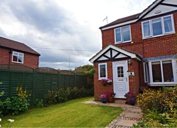 Thumbnail 3 bed semi-detached house for sale in Stow Court, York