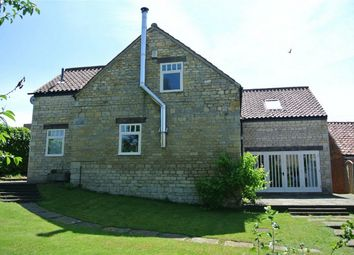 Thumbnail 4 bed barn conversion for sale in High Street, Corby Glen, Lincolnshire