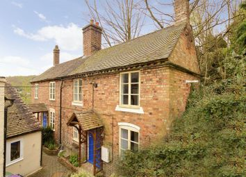 Thumbnail 2 bedroom semi-detached house for sale in Darby Road, Coalbrookdale, Telford