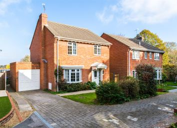 Thumbnail 4 bed detached house for sale in Queen Annes Close, Lewes