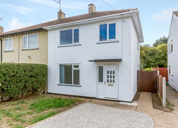 Thumbnail 3 bed semi-detached house for sale in Clevedon Crescent, Doncaster