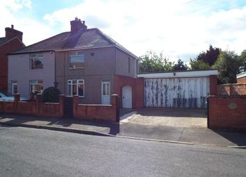 Thumbnail 2 bed semi-detached house for sale in Mary Street, Kirkby In Ashfield, Nottingham, Nottinghamshire
