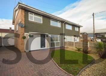 Thumbnail 3 bed semi-detached house for sale in The Rookery, Broughton, Chester