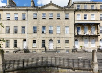 Thumbnail 2 bed flat for sale in Portland Place, Bath, Somerset