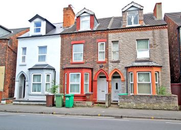 Thumbnail 4 bed town house to rent in Woodborough Road, Mapperley, Nottingham