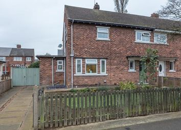 Thumbnail 3 bed semi-detached house for sale in Barlings Avenue, Scunthorpe