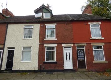 Thumbnail 2 bed terraced house for sale in Langford Street, Sutton-In-Ashfield, Nottinghamshire