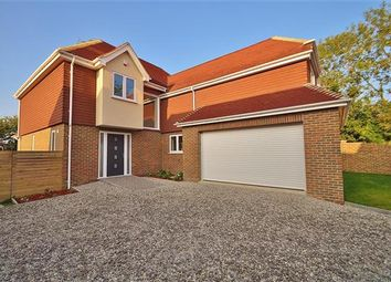 Thumbnail 5 bed detached house for sale in Faversham Road, Boughton Aluph, Ashford