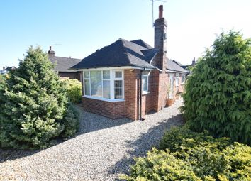 Thumbnail 2 bed semi-detached bungalow for sale in Birch Avenue, Ashton-On-Ribble, Preston
