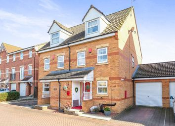 Thumbnail 3 bed terraced house for sale in Rotherham Road, Dinnington, Sheffield