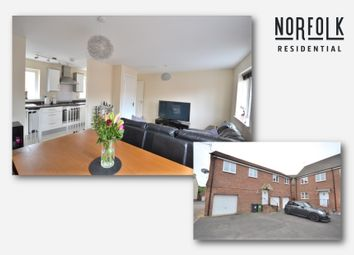 Thumbnail 2 bed maisonette for sale in Dairy Way, Kings Lynn