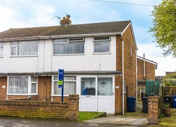 Thumbnail 3 bed semi-detached house for sale in Park Lane, Abram, Wigan, Lancashire