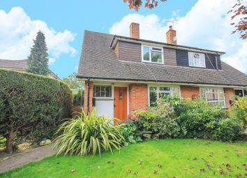 Thumbnail 2 bed semi-detached house for sale in Chapel Lane, Ashurst Wood, East Grinstead