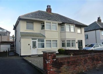 Thumbnail 3 bed semi-detached house for sale in Clifton Drive, Blackpool