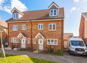 4 bed semi-detached house for sale in Sunflower Street, Worthing BN13