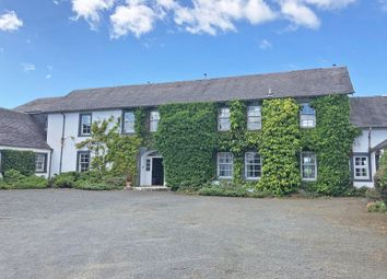 Thumbnail 11 bed detached house for sale in Meikle Mosside Farmhouse, Fenwick, Kilmarnock