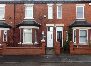 Thumbnail 3 bed terraced house for sale in Woodleigh Street, Moston, Manchester