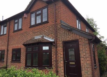 Thumbnail 1 bed end terrace house for sale in Heath Lane, Dartford, Kent