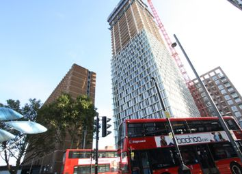Thumbnail 1 bed flat for sale in Stratosphere, Stratford
