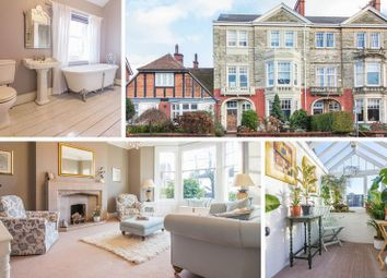 Thumbnail 5 bed terraced house for sale in Stow Park Avenue, Newport